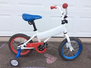 "Boy's 14"" bicycle"