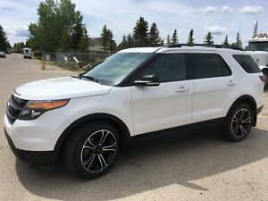 2015 Ford Explorer Sport price reduced