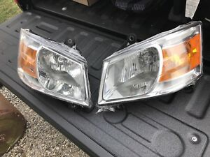 Dodge Caravan Headlights
