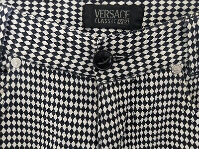 Vintage Versace Classic V2 Men's Jeans -Mint - Made In Italy