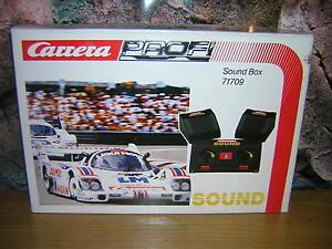 (HK) Sound Box Carrera PROFI 71709 baugleich 70709 Exclusiv 124 132  NEU / OVP
