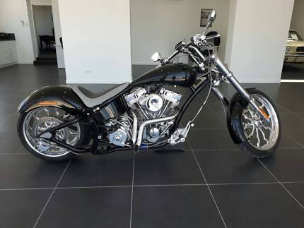 2016 Harley Davidson, Custom Chopper Invermay Launceston Area Preview