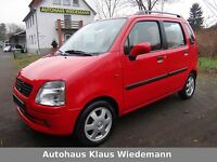 Opel Agila 1.2 16V Color Edition - 2.Hd./orig. 63 TKM
