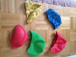 Swimming Caps with motives (2$ each)