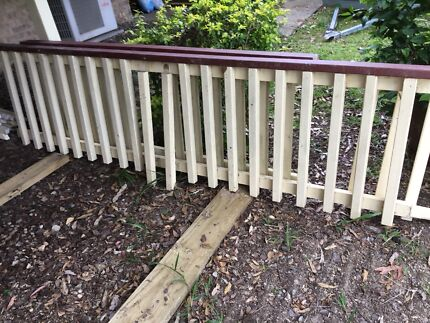 Fence panels - timber
