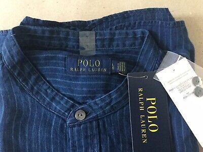 Polo Ralph Lauren Berkley Band Langarm Hemd Indigo Blue Gr. L UVP: 135€ online kaufen
