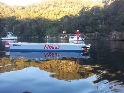 Barge Timber & Aluminium