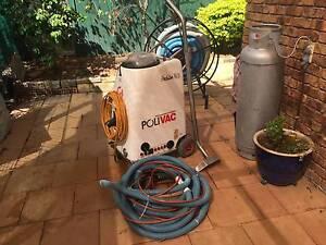 Polivac MkIII Predator Portable Carpet Clean/Extraction Machine Bundall Gold Coast City Preview