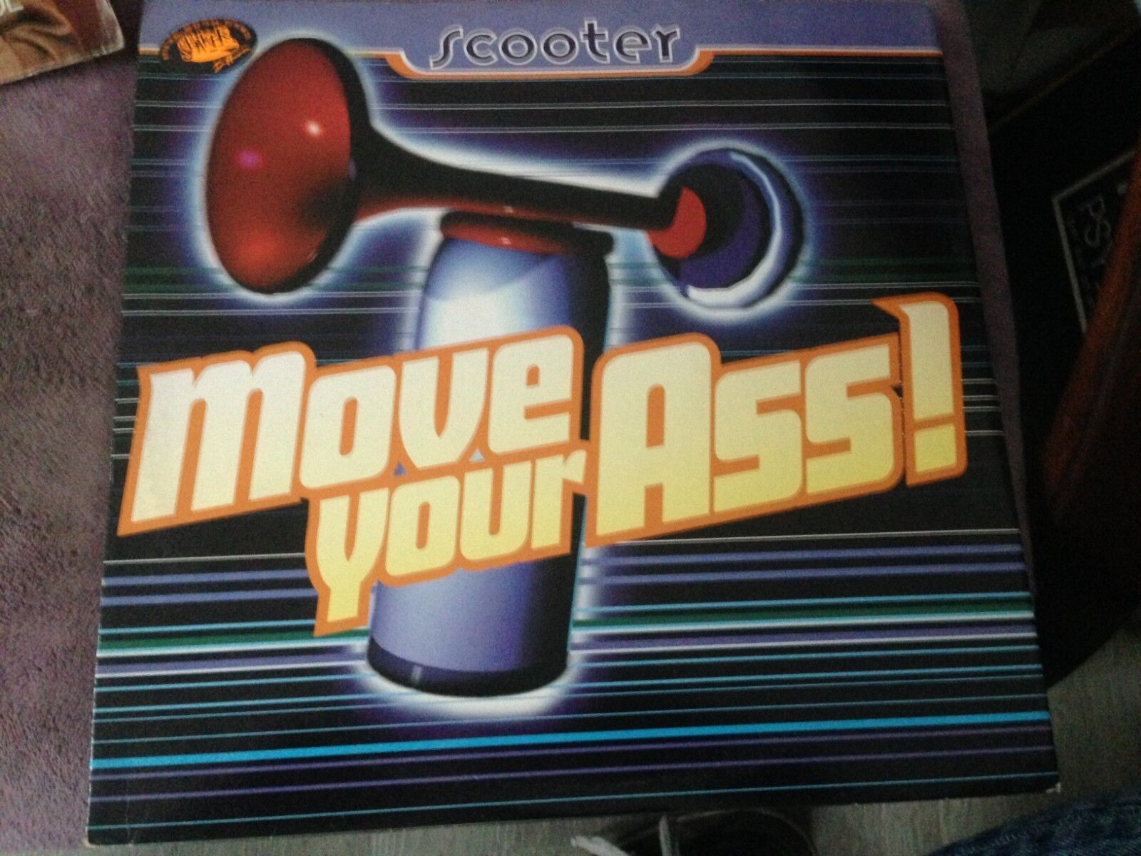 Scooter move your ass !  12