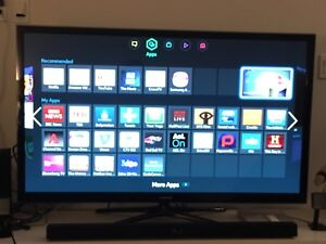 """Samsung 51"""" Smart 3D TV"""