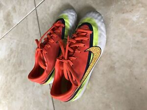 Nike Soccer cleats size 2.5