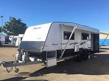 2016 Regent Cruiser East / West Ensuite Luxury Caravan Clontarf Redcliffe Area Preview