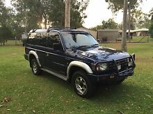 1999 Mitsubishi Pajero Wagon seven seater must sell Greenbank Logan Area Preview
