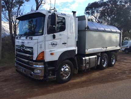 2007 Hino Bogie Tipper Heathcote Sutherland Area Preview