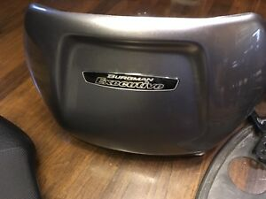 Suzuki burgman executive passenger back rest