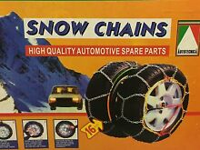 Snow Chains by Autotecnica Doncaster Manningham Area Preview