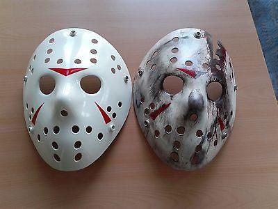 iday the 13th Jason Hockeymaske Part 3, oder 4 nach Wunsch (Freitag Der 13 Jason Hockey Maske)