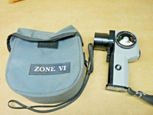 Pentax V Spotmeter-Zone V1 Modification, Case