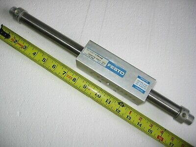 Festo Dgo-1-8-ppva-b Rodless Guided Pneumaticair Cylinder 8 Travel 1 Bore