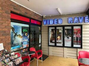 DVD HIRE BUSINESS + OTHER SPACE FOR CAFE,SUSHI BAR,GIFT SHOP ETC. Wongawallan Gold Coast North Preview