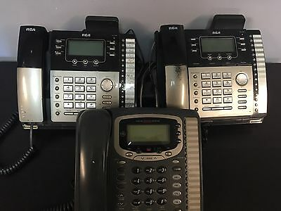 Office Business Speaker Caller Id Conference Phones Ge Rca