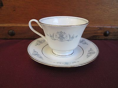 Oxford Bryn Mawr Cup And Saucer  2 3 4  0805C