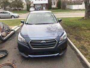 Subaru Legacy 2016 lease take over