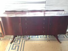 Antique dinning room side table. $200 Thornbury Darebin Area Preview