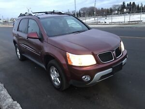 2009 Pontiac Torrent, Only 112KM, Remote Starter, Runs Awesome