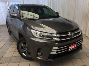 2017 Toyota Highlander Limited Navigation Leather