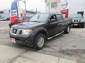 2015 Nissan Frontier SV TECH PKG Was $22,888 now ONLY $21,333