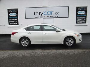 2015 Nissan Altima 2.5 SL LEATHER, SUNROOF, BACKUP CAM!!