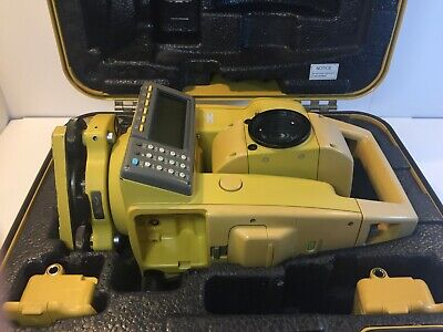 Topcon Gpt 6002c Pulse Total Station With New Battery And Charger