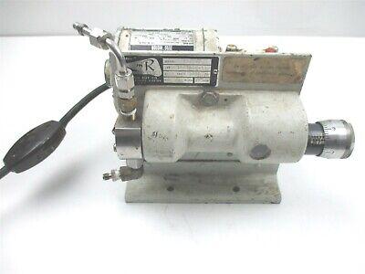 Milton Roy 196-47 Metering Pump Minipump Ge General Electric Motor 1000 Psi