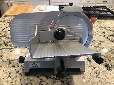Univex 4512 Prep Saver Meat Slicer Sharpener Excellent Condition Hobart