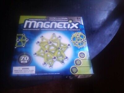Magnetix.juego Magnetico De Construccion.nuevo.70 Piezas