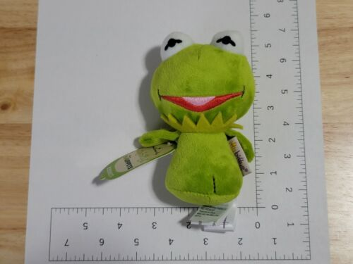 2015 Hallmark Itty Bittys Disney The Muppets Kermit Plush NWT New with Tags