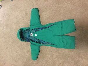 MEC size 1 ski suit Hackett North Canberra Preview