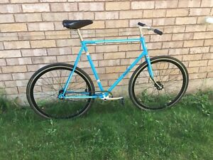 Panasonic made in Japan fixie (XL frame)