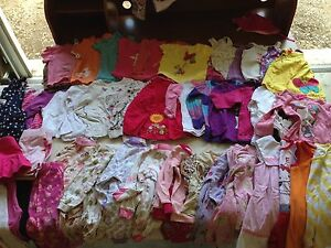 Girls clothes lot - size 2T/24 months