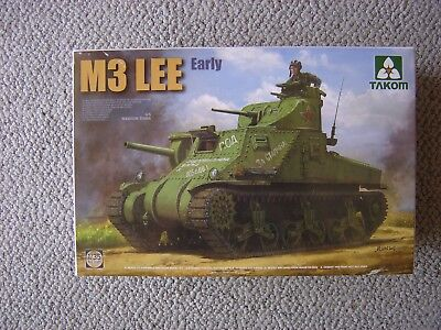 Takom 1/35 US M3 Lee medium tank (early production) for sale  Huntingdon Valley
