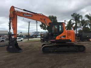 BRAND NEW DOOSAN DX235LCR (23T ZERO SWING EXCAVATOR) Kenwick Gosnells Area Preview