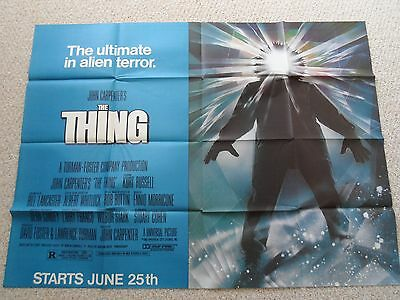 movie billboard poster the thing 60in.x45in.