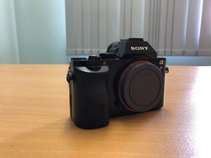 Sony A7R 36mp Digital Camera