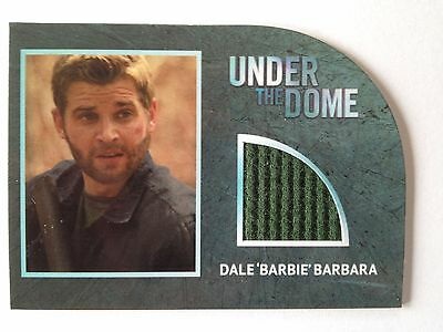 Under the dome - Mike Vogel as Dale BARBIE Barbara - Wardrobe Costume Card No 29