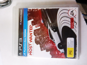 Need for speed most wanted ps3 Newtown Inner Sydney Preview