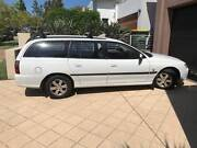 Holden  Commodore  Station Wagon Acclaim 2002 Varsity Lakes Gold Coast South Preview
