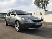 Skoda Roomster Scout Plus Edition Aut Xenon Pano Klima