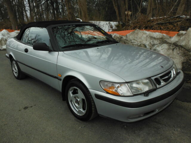 1999 saab 9 3 convertible 2liter 4cylinder turbo engine used saab 9 3 for sale in sussex new. Black Bedroom Furniture Sets. Home Design Ideas