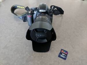 Nikon D3100 + lens - great condition Newcastle East Newcastle Area Preview